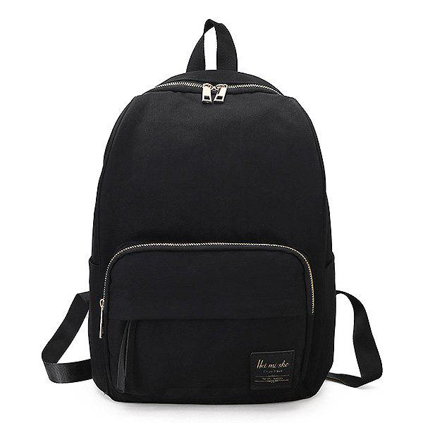 Latest Double Side Pockets Backpack