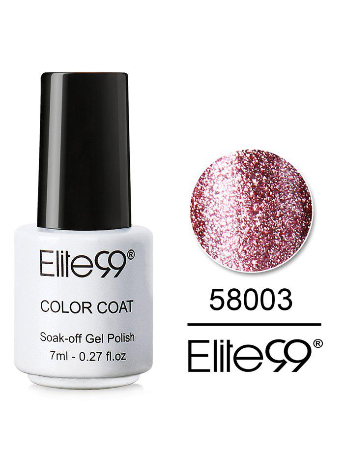 Sale 7ML Diamond Glitter Soak Off Nail DIY Gel Nail Polish