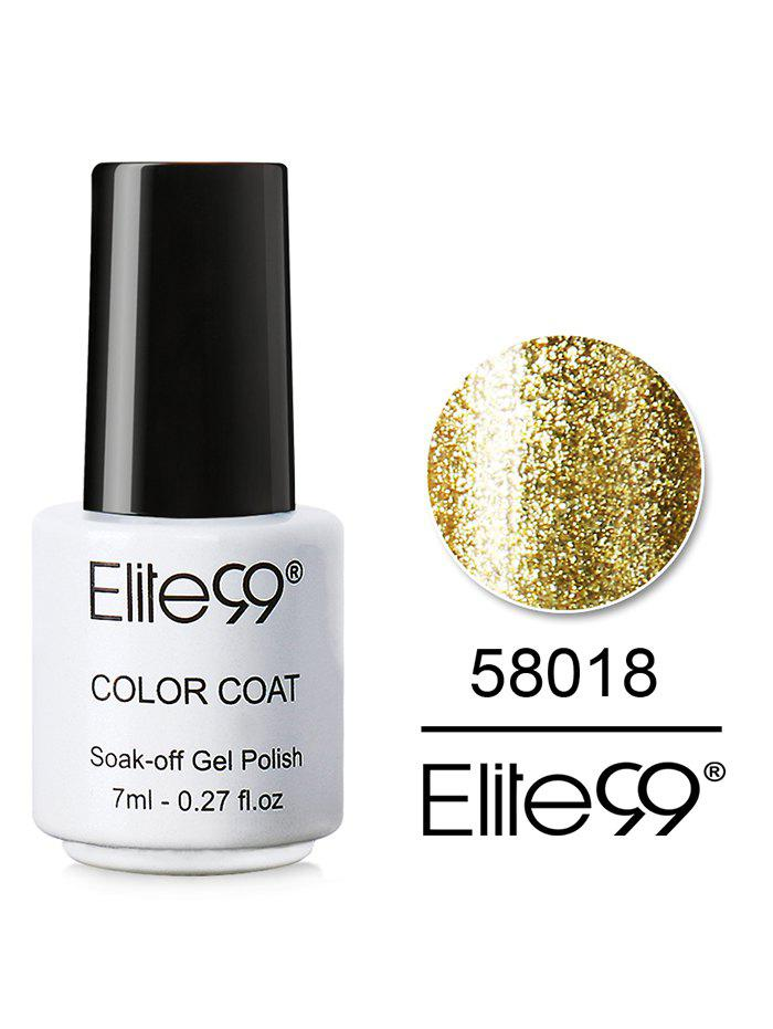 Outfit 7ML Diamond Glitter Soak Off Nail DIY Gel Nail Polish