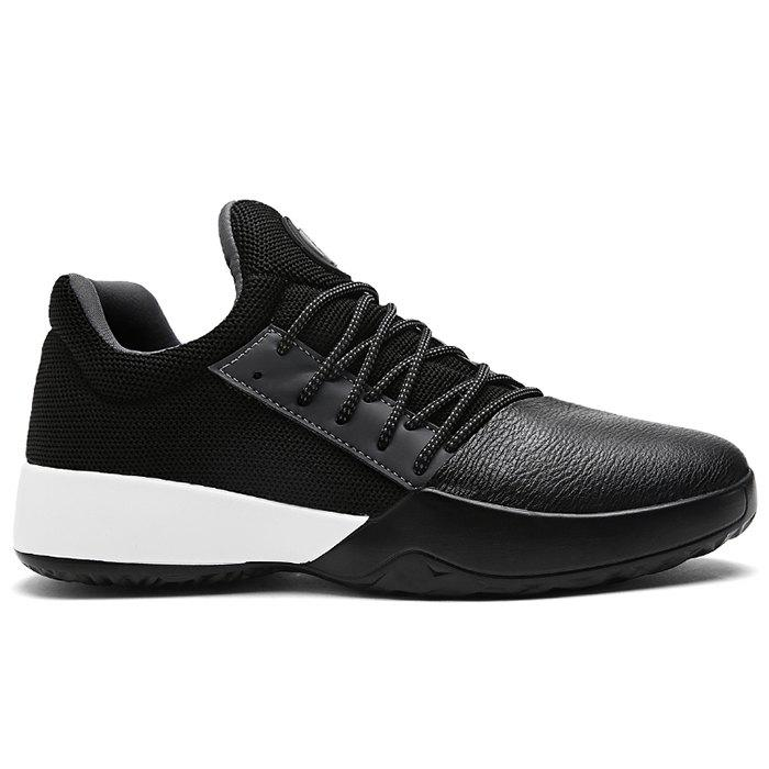Sale Color Block Running Baskeball Sneakers