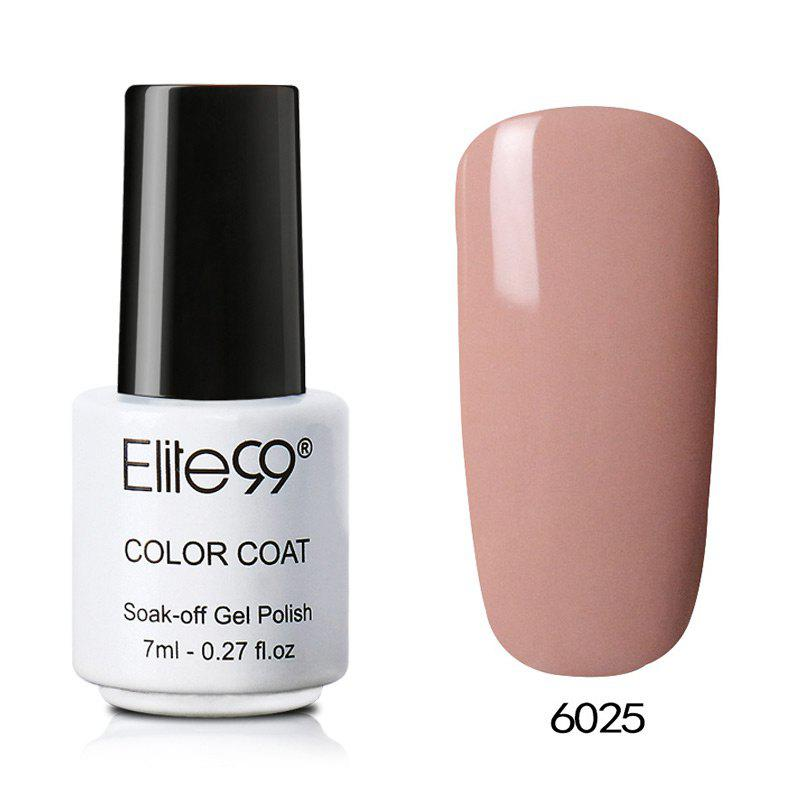 Shop 7ML Nude Color Series Soak Off UV Gel Nail Art Nail Lacquer