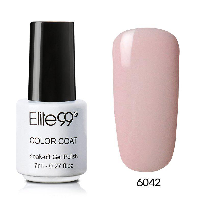 Latest 7ML Nude Color Series Soak Off UV Gel Nail Art Nail Lacquer