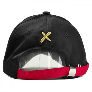 Unique Letter Embroidery Long Band Baseball Hat -