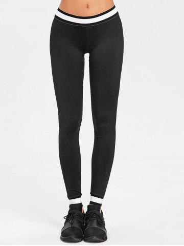 Shop Contrast Workout Leggings