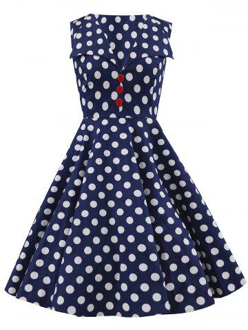 Blue Vintage Prom Dress - Free Shipping, Discount and Cheap Sale ...
