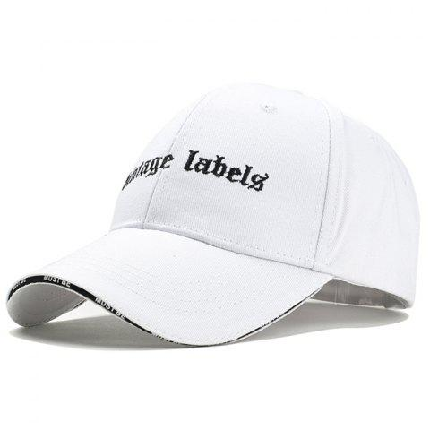 Discount Letter Embroidery Adjustable Graphic Hat