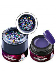 5ML Soak Off Nail Art DIY Painting Gel Polish with Diamond -