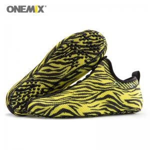 ONEMIX Slip On Indoor Knit Casual Shoes -