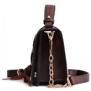 String Criss Cross Crossbody Bag -