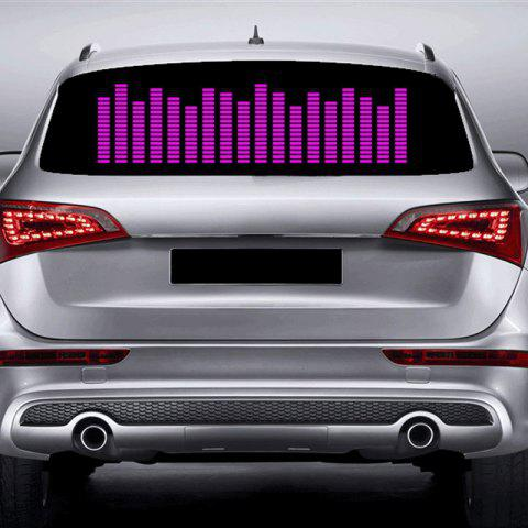 Buy Car Sound Control Sensor Music Rhythm Light