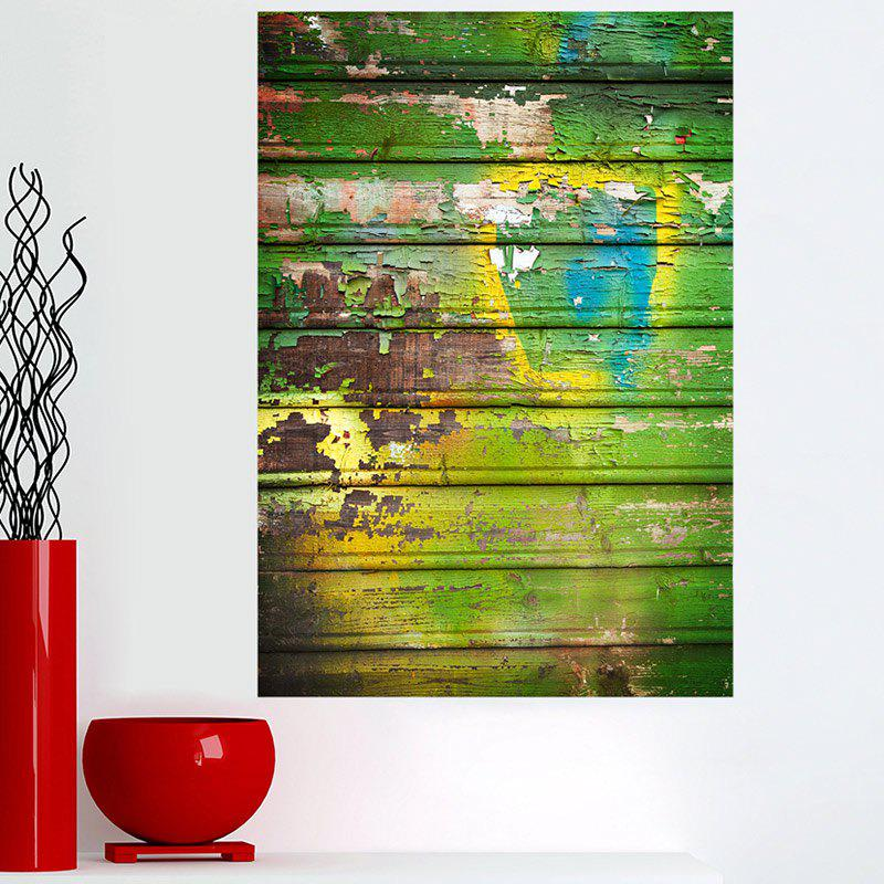 Shops Colorful Spray Paint Board Canvas Painting