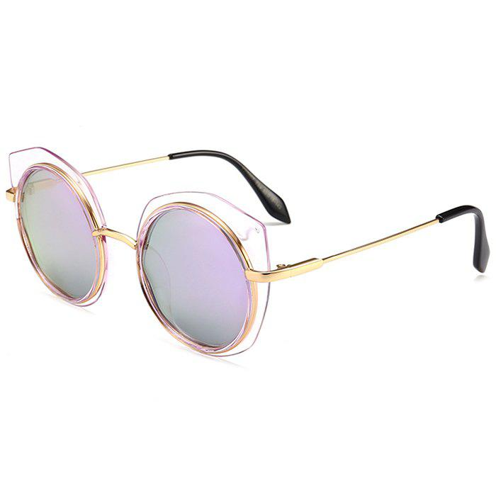 Buy Vintage Metal Full Frame Round Sunglasses