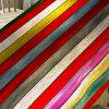 Rainbow Wood Grain Print Table Cloth -