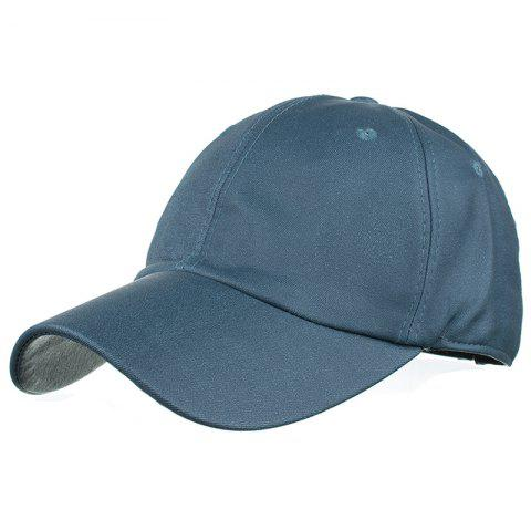 Cheap Simple Line Embroidery Magic Sticker Baseball Hat