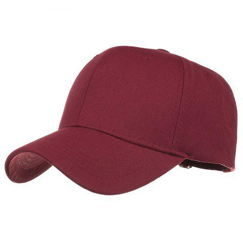 Unique Soft Line Embroidery Breathable Baseball Hat
