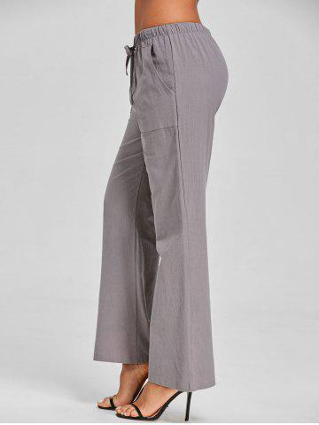 Latest Drawstring Casual Pants