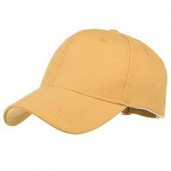 Soft Line Embroidery Breathable Baseball Hat -