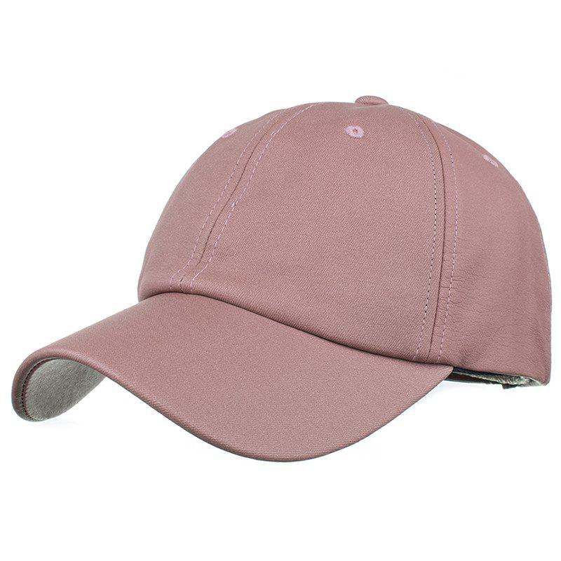 Sale Simple Line Embroidery Magic Sticker Baseball Hat