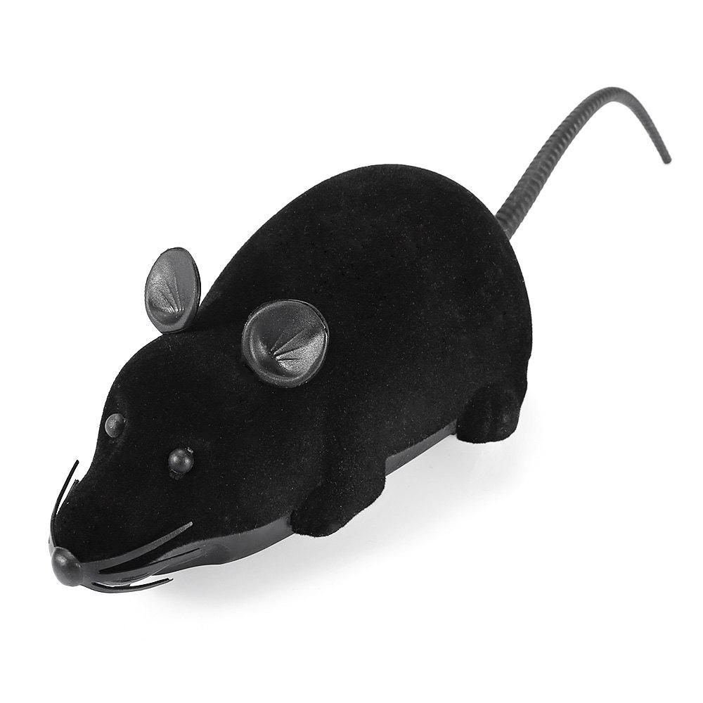 Outfits Wireless Remote Control Simulation Tricky Plush Mouse