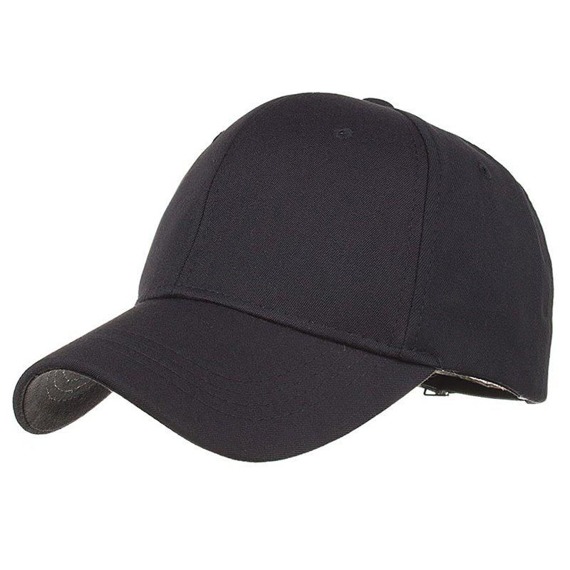 Buy Soft Line Embroidery Breathable Baseball Hat