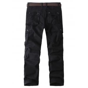 Пуговицы для кармана Zip Fly Straight Cargo Pants -