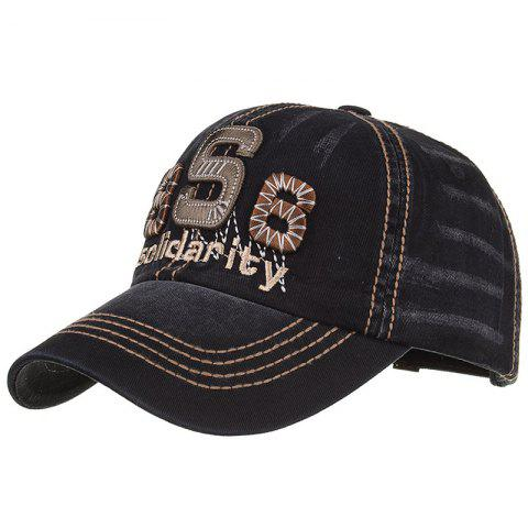 Outfit Unique Solidarity Embroidery Adjustable Baseball Cap