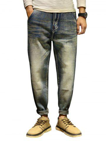 Store Slim Fit Straight Leg Jeans