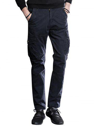 Latest Slim Fit Multi Pockets Cargo Pants