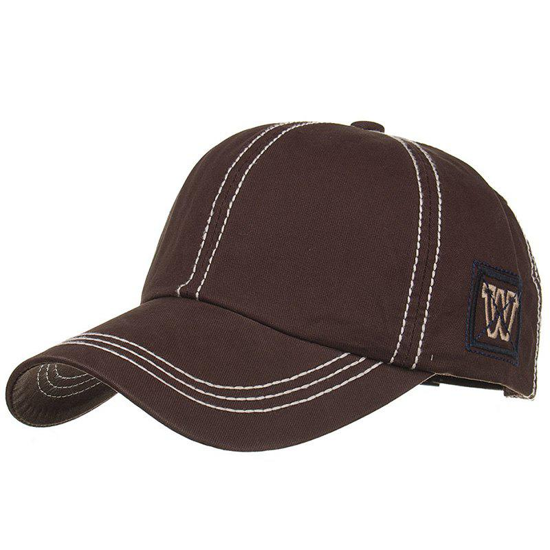 Affordable Unique W Embroidery Adjustable Graphic Hat
