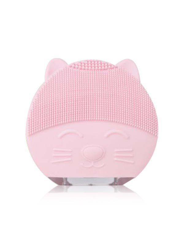 Buy Kitten Mini Portable Ultrasonic Silicone Facial Cleanser