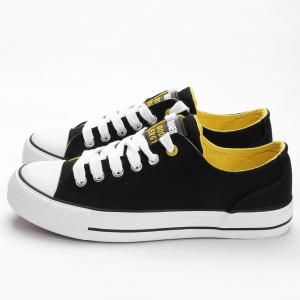 Lace Up Low Top Skate Shoes -