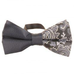 Unique Asymmetric Cashew Pattern Bowtie -