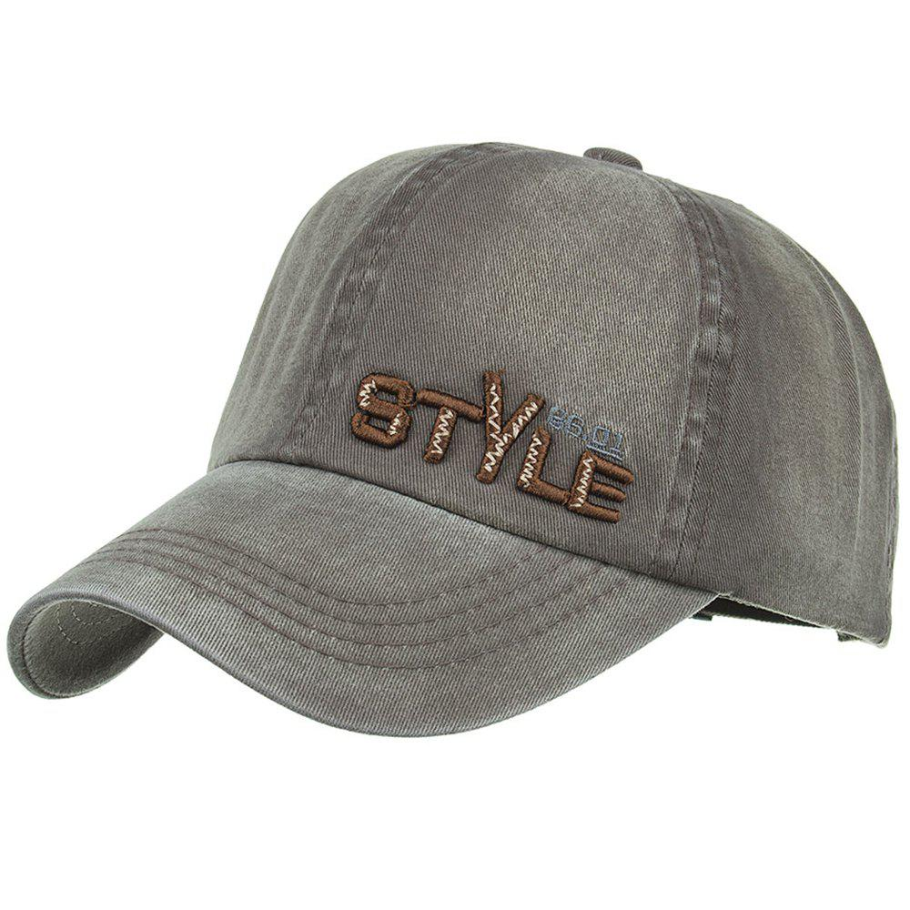 Fashion STYLE Embroidery Adjustable Baseball Cap