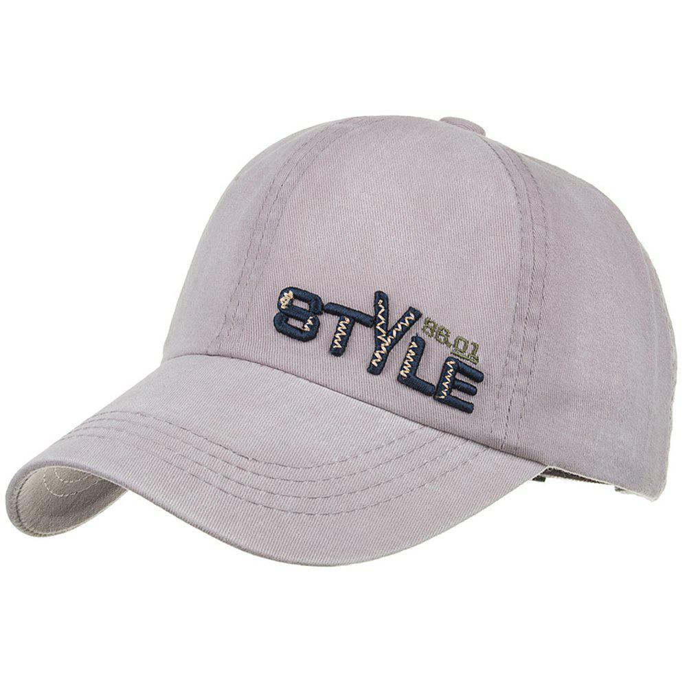 Affordable STYLE Embroidery Adjustable Baseball Cap
