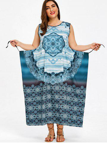 African Print Dresses - Long Sleeve, Swing And Formal Cheap With ...
