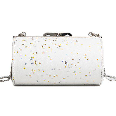 Shimmer Chain - Sac bandoulière circulaire