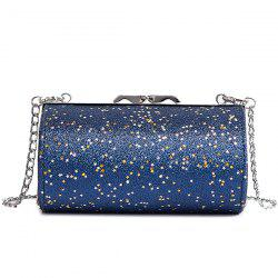 Shimmer Chain - Sac bandoulière circulaire -