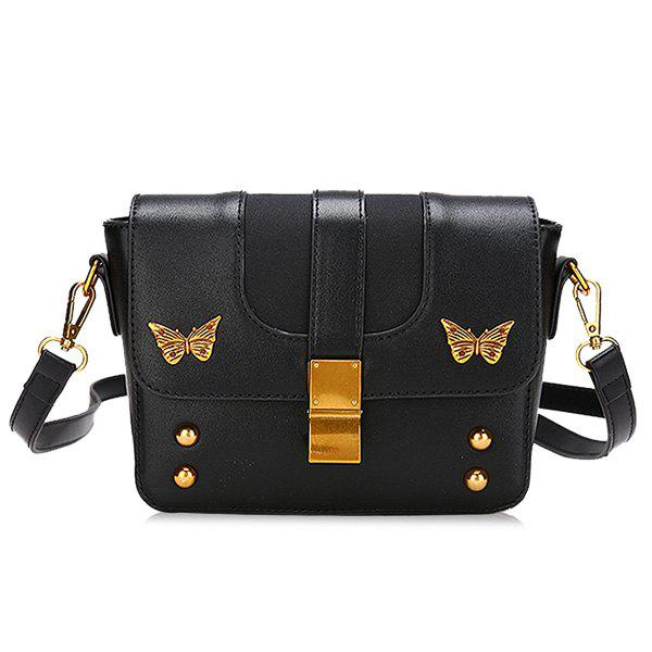 Cheap Butterfly Rome Studs Crossbody Bag