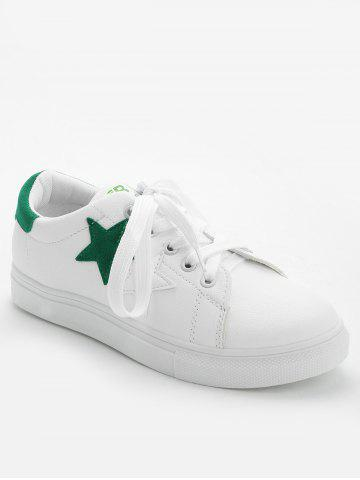 Chic Low Top Stars Trainers
