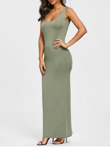 Affordable Sleeveless Maxi Dress