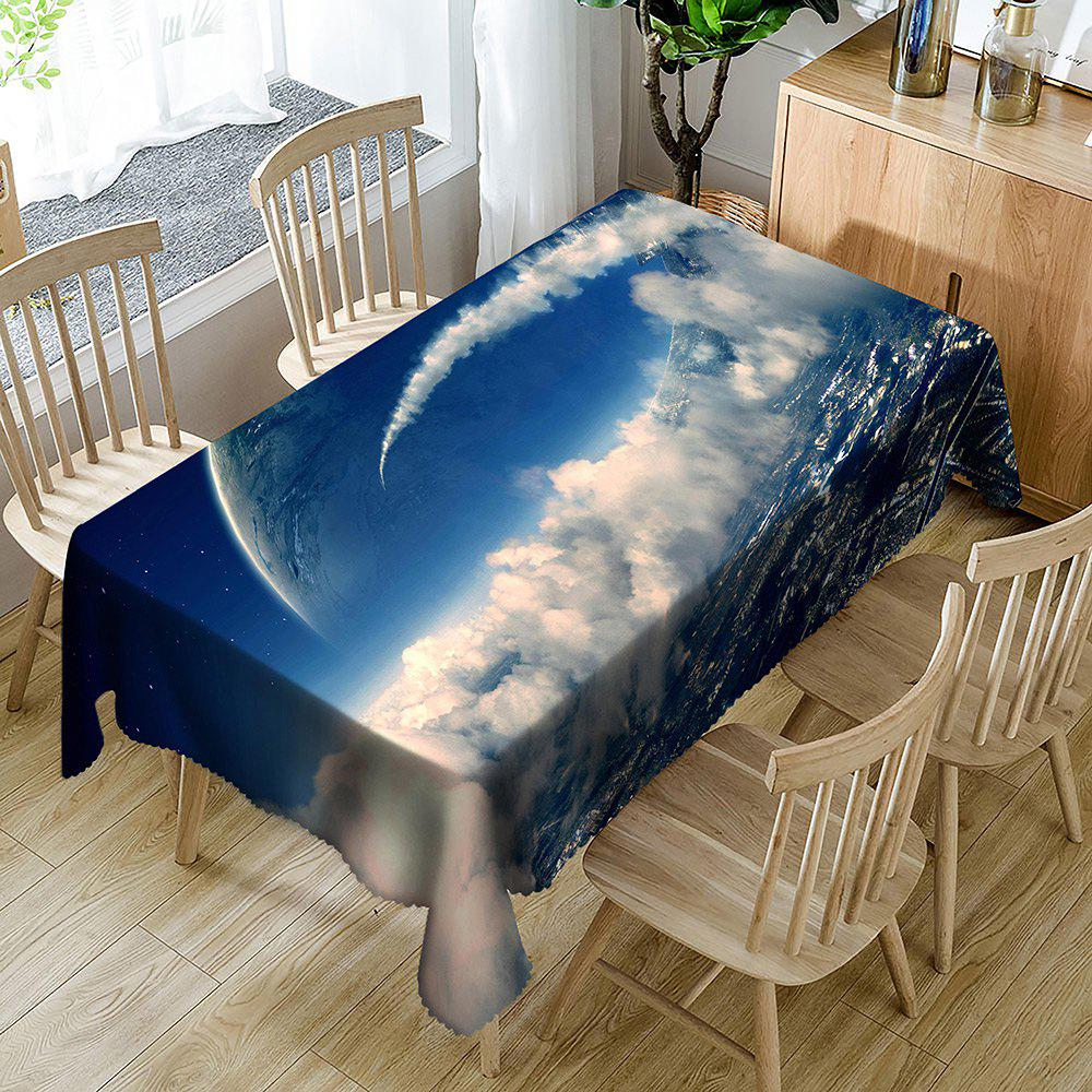 Store Sky Planfrom Pattern Table CLoth