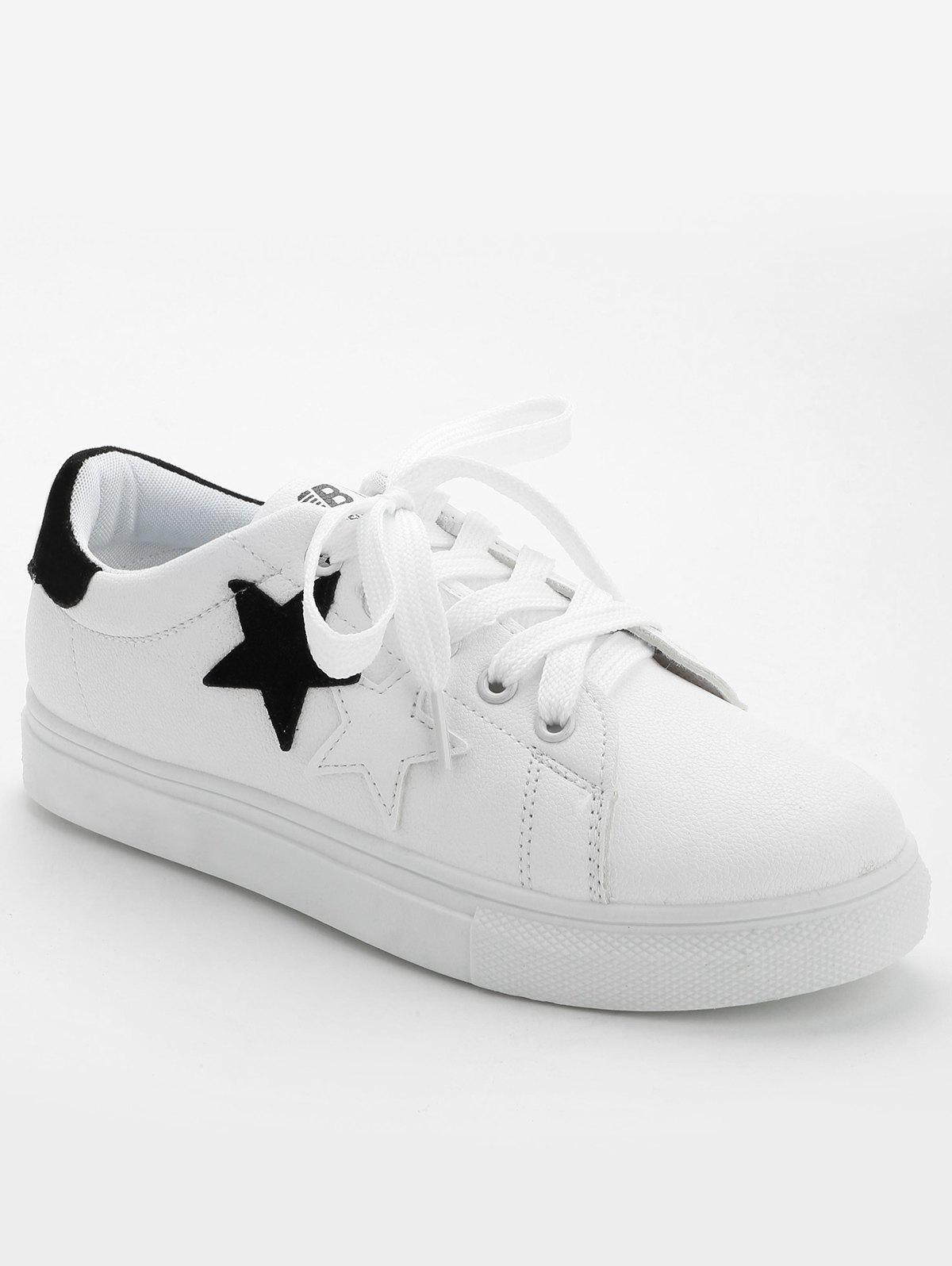 Unique Low Top Stars Trainers