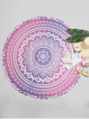 Buy Bohemian Ombre Mandala Beach Throw