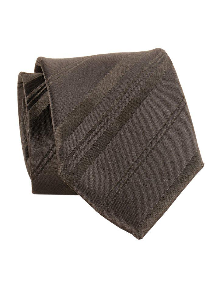 Полосатый шаблон Silky Formal Business Tie