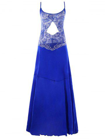 Shop Cutout Maxi Night Gown Dress