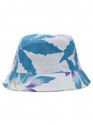Painting Leaves Pattern Bucket Hat -