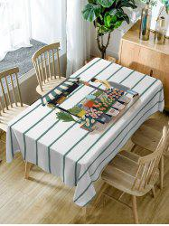 Waterproof Flower Shop and Florist Dining Table Cloth -