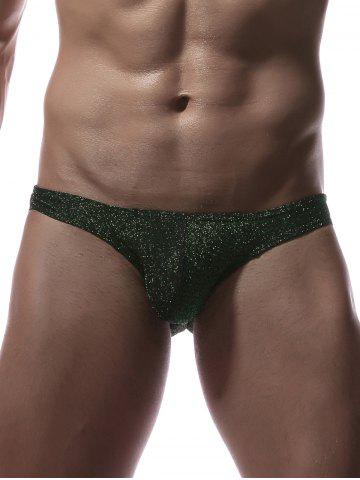 Fashion Twinkling U Convex Pouch Briefs
