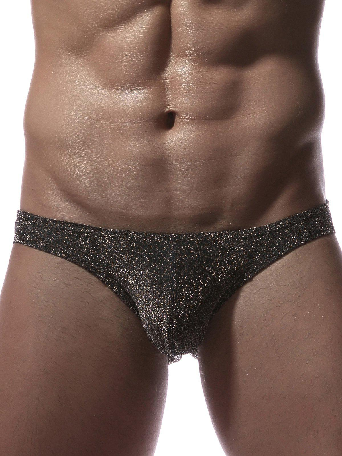 Chic Twinkling U Convex Pouch Briefs