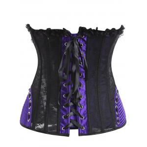 Back Lace-up Waist Training Corset -